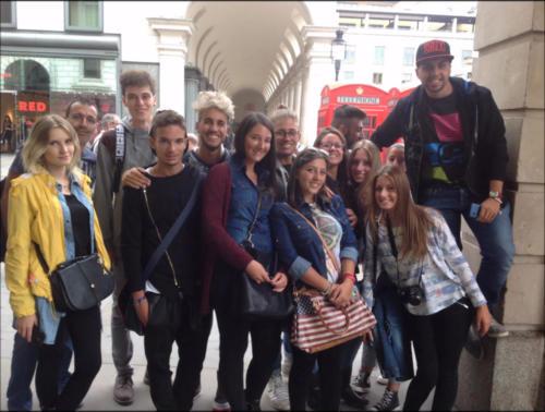 Londra (Ottobre 2014)