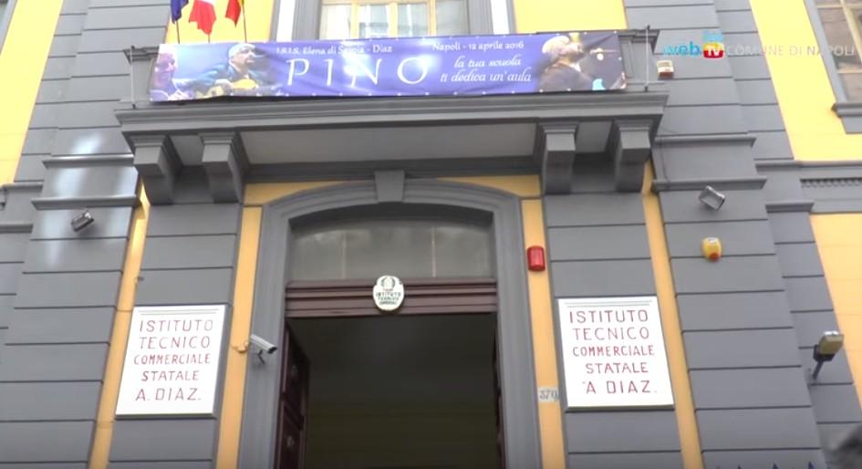 Aula Pino Daniele - Foto (12/4/2016)