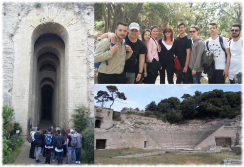 Visita al Parco del Pausilypon e Grotta di Seiano (27/4/2017)