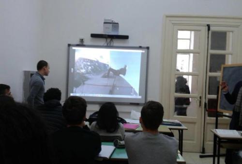 a Scuola di Vela (4/2017)