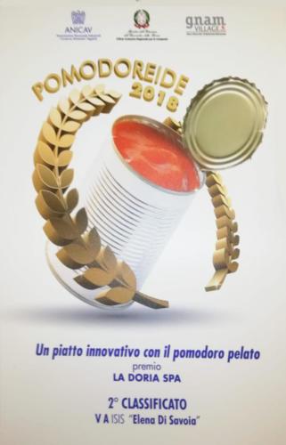 Premiazione Pomodoreide (8/11/2018)