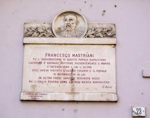 """Convegno """"Francesco Mastriani: scrittore dimenticato?"""" Società Napoletana di Storia Patria (23/11/2018)"""
