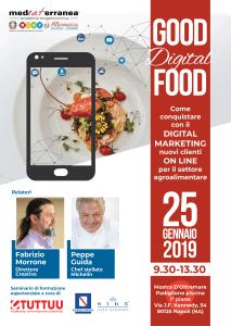 Good Digital Food (25/1/2019)
