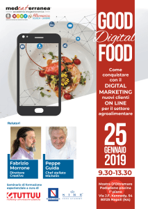 Good Digital Food (25/1/2019)