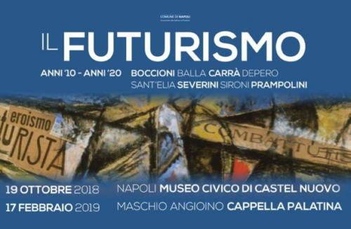 Mostra sul Futurismo (29/1/19)
