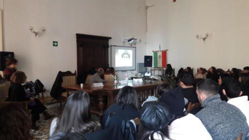 """Presentazione sito FAI """"Istituto Penale per Minorenni di Nisida"""" (5/2/2019)"""