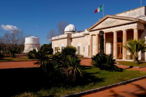 Conversazioni di Fisica - Osservatorio Astronomico di Capodimonte (7-10/5/2019)