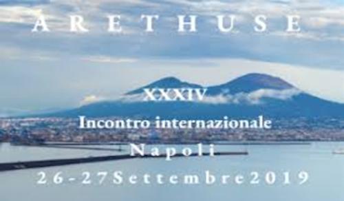 ARETHUSE – XXXIV Incontro internazionale (26-27/9/2019)
