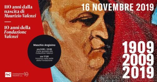 Celebrazione Fondazione Valenzi (16/11/2019)
