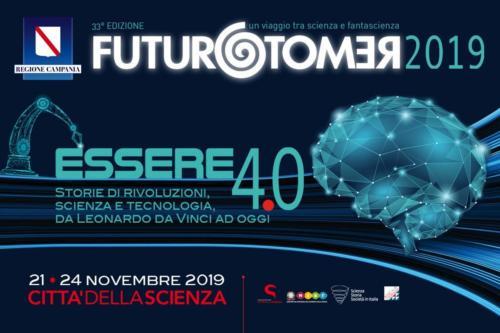Futuro Remoto - Essere 4.0 (21/11/2019)