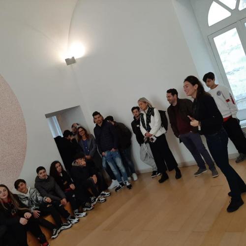 """Museo Madre: Collezione permanente e mostra """"I sei anni di Marcello Rumma"""" (18/12/2019)"""