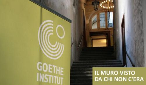 Nati dopo l'89 - Goethe Institut (07/01/2020)