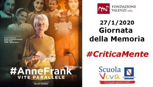 Giorno della Memoria - #CriticaMente (27/01/2020)
