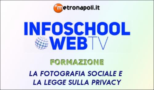 WebTV – Fotografia sociale e privacy (04/02/2020)