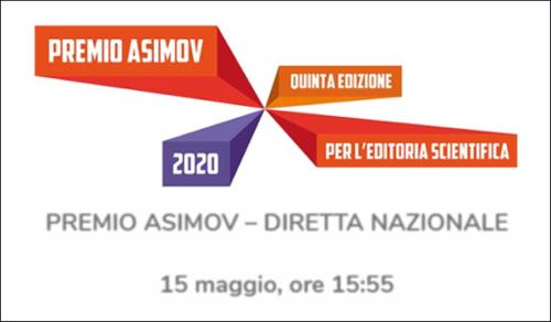 Premio Asimov 2020 (15/5/2020)