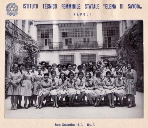 Foto di Classe a.s. 1964-1965