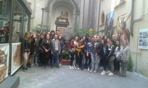 Museo Tesoro di San Gennaro e Duomo di Napoli (12/4/2017)