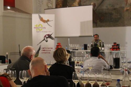 Wine&TheCity: La Banca del Vino di Slow Food (12-13-14/05/2017)