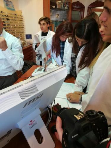 A scuola di Ortottica con ASL (25/10/2017)