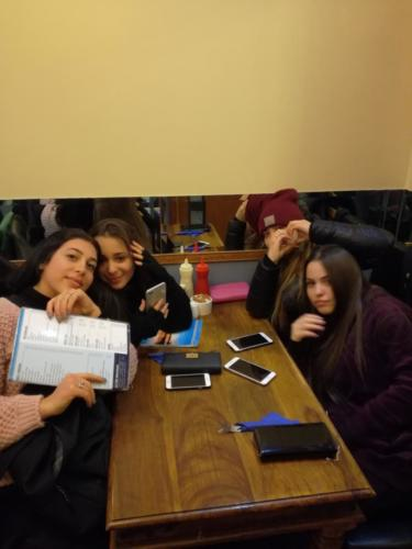 Stage di Inglese a Worthing - UK (23/2/2018-1/3/2018)