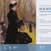 """Visita Didattica """"Da De Nittis a Gemito"""" (5/4/2018)"""