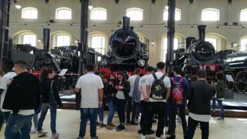 Museo Nazionale Ferroviario di Pietrarsa (12/4/2018)