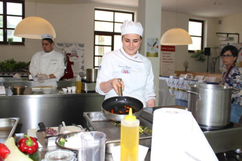 "Contest Gastronomico ""Elsa Morante"""