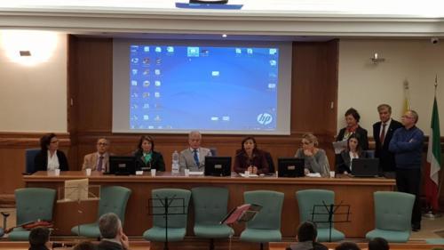 Le Istituzioni e gli Enti del Terzo Settore incontrano i giovani (28/11/18)