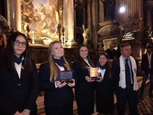 Telethon BNL - Cappella di San Gennaro (6/12/2018)