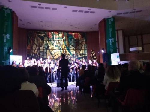 Telethon BNL - Coro Gospel (15/12/2018)