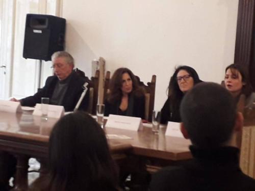 Conferenza Cittadinanza Attiva - ISIS Elena di Savoia (25/1/2019)