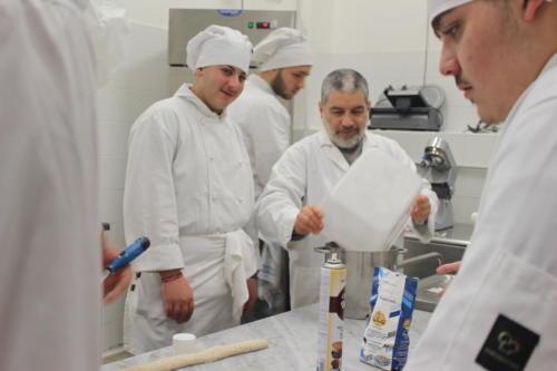 Preparazione dei pasti per la Mensa della Comunità di Sant'Egidio (29/1/2019)