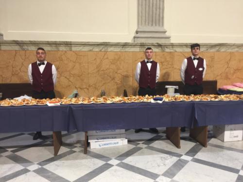 51° Anniversario di Sant'Egidio (23/2/2019)