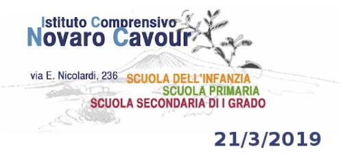 "Note Positive - IC ""Novaro Cavour"" (21/3/2019)"