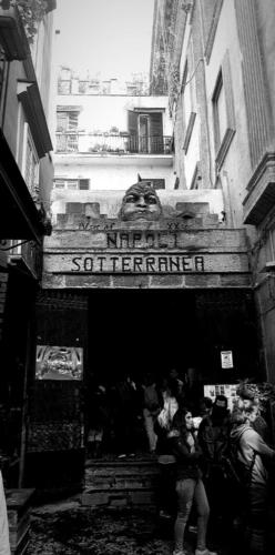 Napoli Sotterranea (17/4/2019)