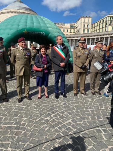 158° Anniversario della costituzione dell'Esercito Italiano (6/5/2019)