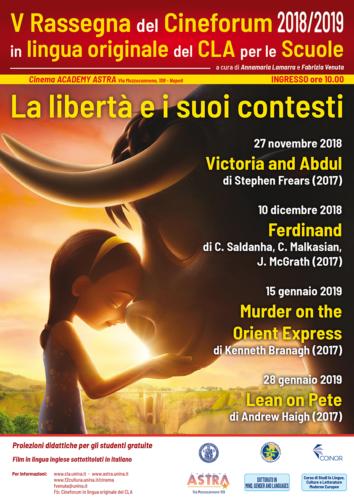 La libertà e i suoi contesti (9/5/2019)