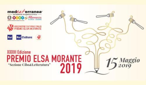 """XXXIII """"Premio Elsa Morante"""" Contest Gastronomico (15/5/2019)"""