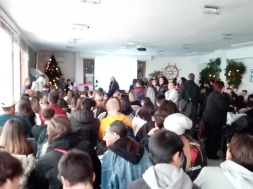 """Festival cinematografico """"Movimento Cinema"""": Evento finale (12/12/2019)"""