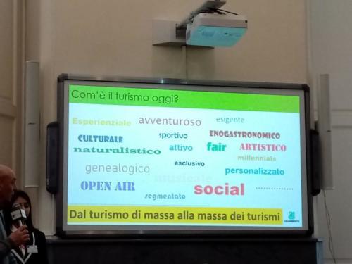 Conferenza Turismo Ecosostenibile (21/01/2020)