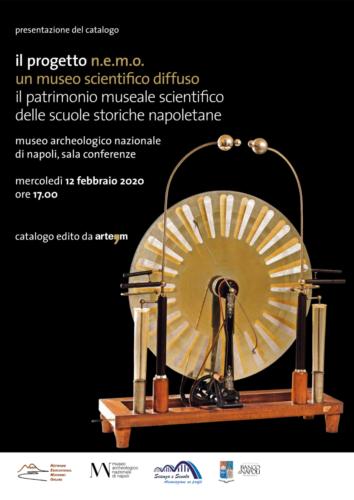 """Presentazione del catalogo de """"Il progetto NEMO"""" (12/02/2020)"""